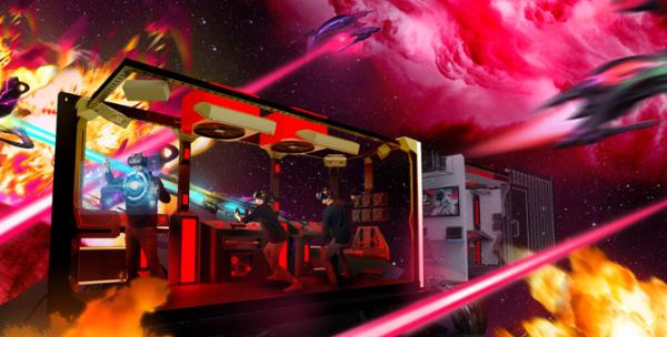 "加拿大LBE VR厂商Immersive Tech将于8月推出""UNCONTAINED"""