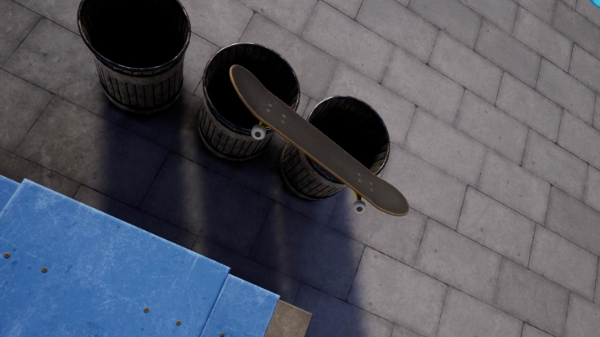 VR滑板游戏「VR Skater」抢先体验版即将登陆Steam