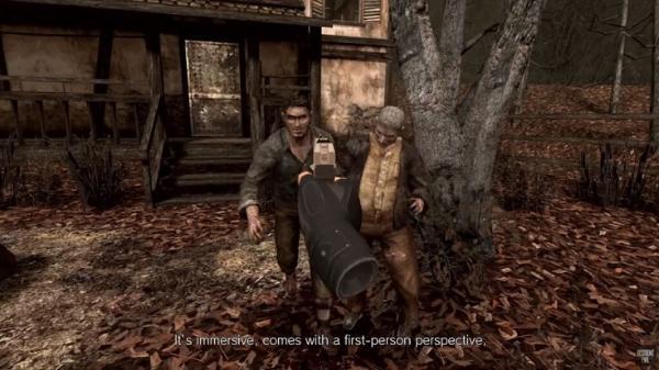 卡普空确认「生化危机4」VR版将兼容Oculus Quest 2