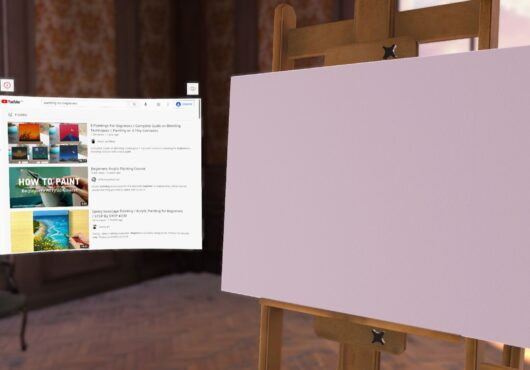 VR绘画应用「Vermillion」抢先体验版今夏登陆Steam