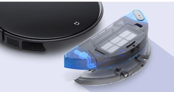 1999元 米家超薄扫拖机器人发布:5.5cm超薄机身