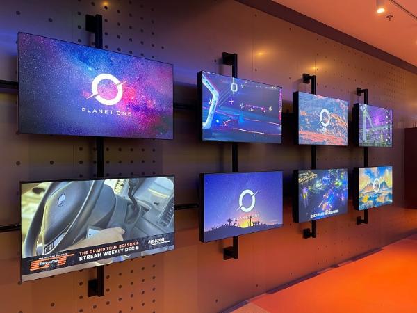 网易影核将于6月5日推出下一代沉浸式旗舰娱乐中心「Planet One易星球」