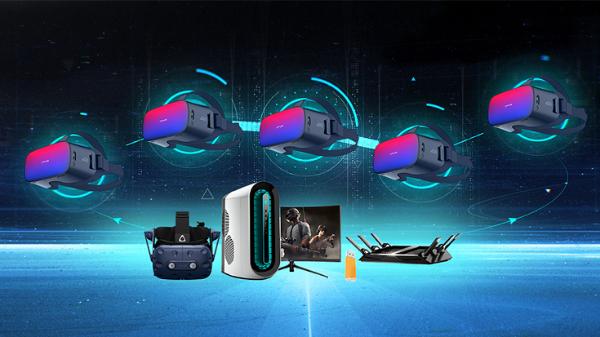 """大朋VR""""星链""""获得技术新突破,实现更多PC-VR设备适配"""