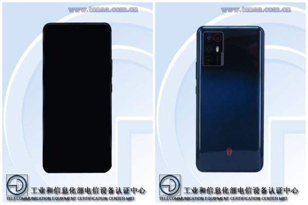 红魔游戏手机6R官宣:55W快充加持