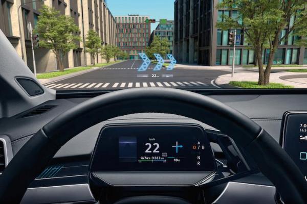 开车看路更安全,剑桥大学研发全息AR显示器,用LiDAR数据投影