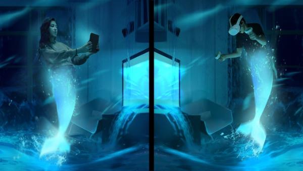 以海豚、鲨鱼视角遨游海洋:VR教育应用「How is the World」正在Kickstarter众筹