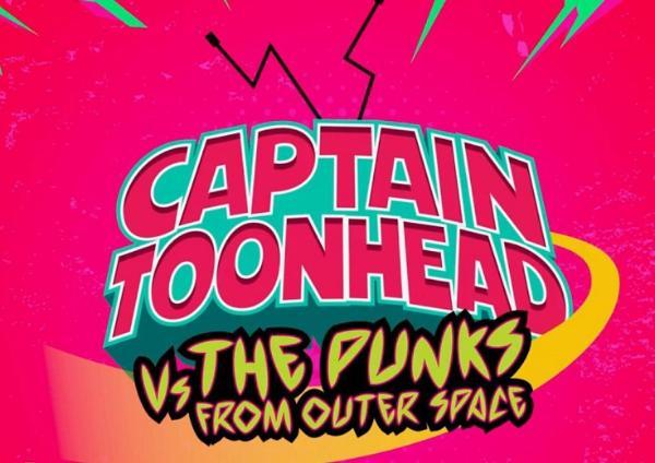 人字拖反击:VR塔防游戏「Captain Toonhead vs the Punks from Outer Space」今夏发布