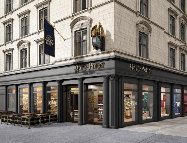 百老汇大街935号:哈利波特纽约店下月开业,两款LBE VR新游任你体验
