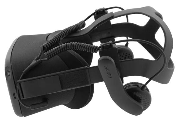"美国VR配件厂商Bionik计划今夏发布Oculus Quest 2耳机""Mantis VR"""
