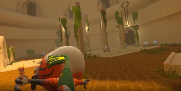 VR动作冒险游戏「Naau : The Lost Eye」登陆Oculus应用商店