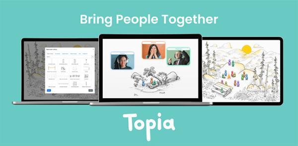 虚拟会议平台Topia完成500万美元种子轮融资