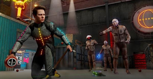 基于「Boneworks」布娃娃物理系统,Stress Level Zero即将公布新款VR游戏