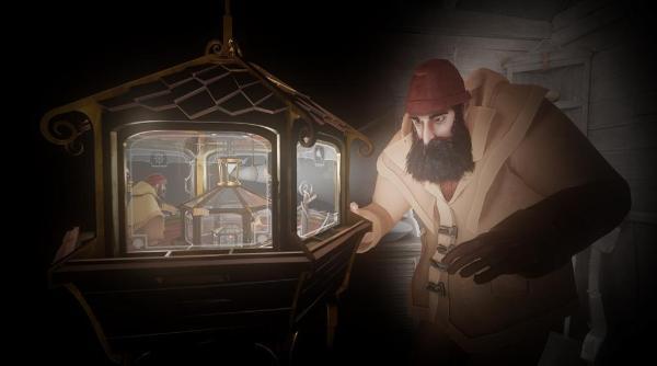 Vertigo Games宣布将发行InnerspaceVR旗下最新款VR游戏