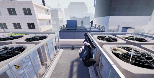 "VR跑酷游戏""Stride""即将登陆Oculus Quest"