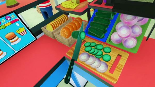VR烹饪游戏「Clash of Chefs VR」正式版即将登陆Oculus Quest