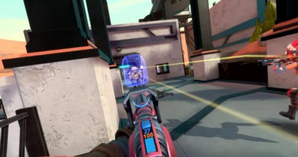"VR版""守望先锋""跨平台多人VR射击游戏「Larcenauts」将于今夏发布"