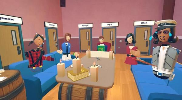 打破空间束缚:十款VR社交应用让彼此零距离