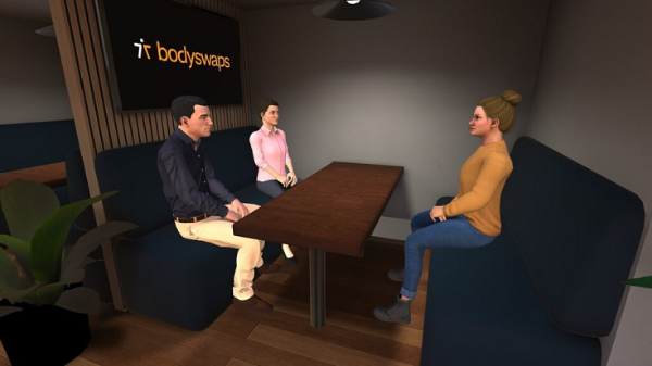 英国VR在线教育机构Bodyswaps推出面试模拟解决方案