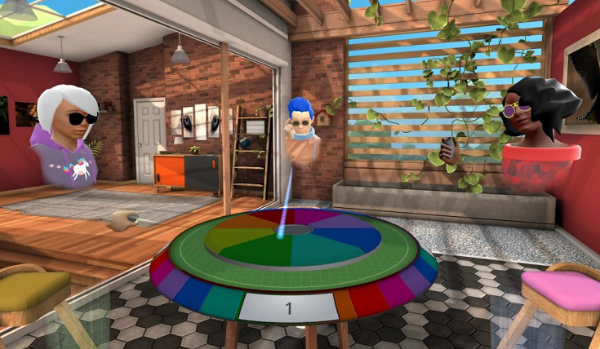 Facebook计划面向Quest平台开发Oculus Home多人社交功能