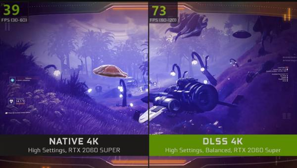 VR冒险游戏「无人深空」成为首批兼容NVIDIA DLSS技术的VR游戏之一