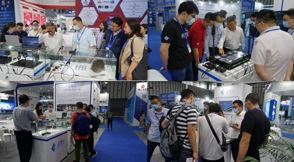 南京芯视元电子有限公司再次亮相2021世界半导体大会