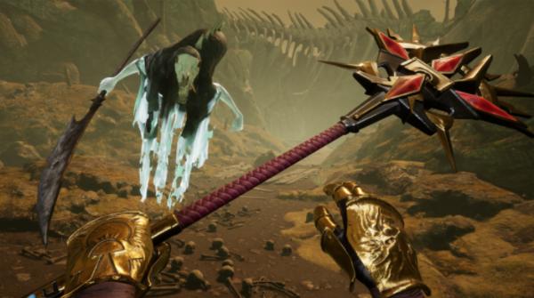 VR动作冒险游戏「Warhammer Age of Sigmar: Tempestfall」延长封测申请