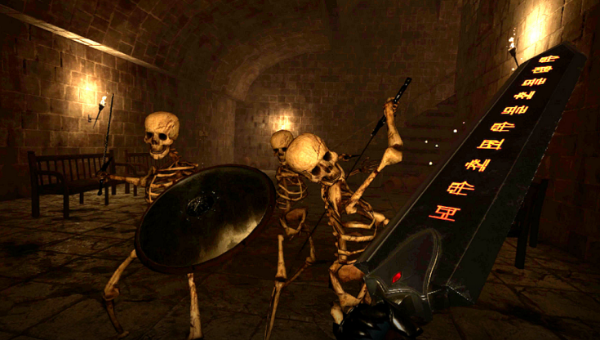 PCVR地牢冒险游戏「Legendary Tales」抢先体验版即将登陆Steam