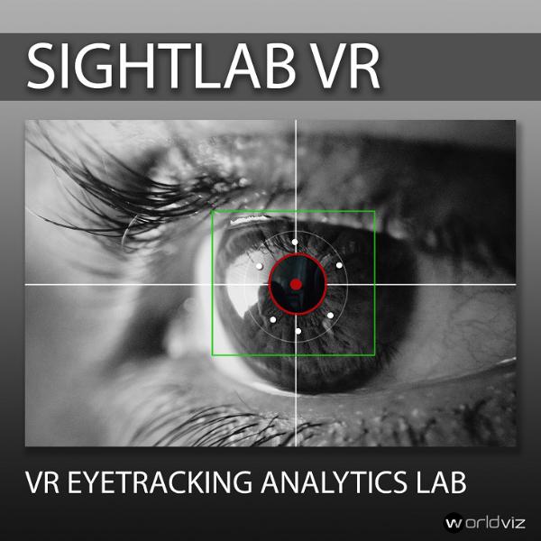 美国交互式3D可视化和仿真解决方案商WorldViz推出VR眼动追踪实验工具「SightLab VR」