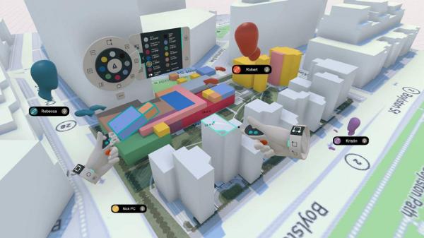 XR多人协作建筑设计应用「Arkio」登陆Oculus Quest