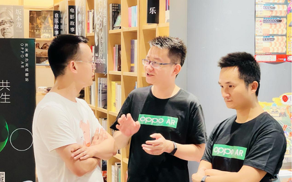 OPPO AR开发者沙龙系列活动成都收官,8月创意赛再续精彩
