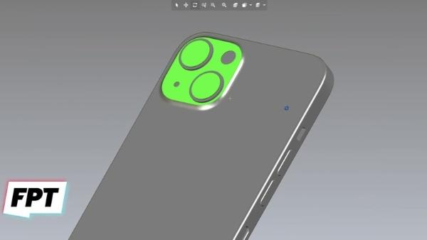 摄像头变了 iPhone 13最新外形曝光