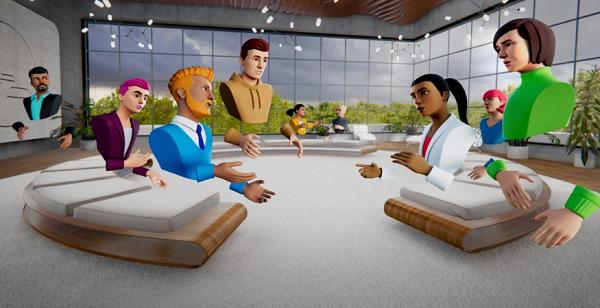 支持手势交互:VR远程协作应用「Glue」发布最新版本