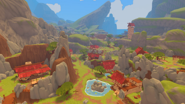 E3 2021:VR冒险游戏「A Township Tale」7月15日登陆Oculus Quest