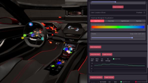 """美国沉浸式可视化解决方案厂商Theia Interactive推出VR眼动追踪工具""""Claria"""""""