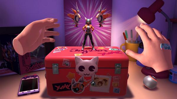 基于手势控制游戏角色:VR射击游戏「YUKI」发布全新游戏预告片