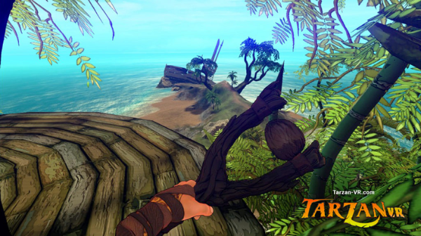 VR冒险游戏「Tarzan VR」将于7月1日登陆Oculus Quest