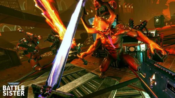 「Warhammer 40K:Battle Sister」Oculus Rift版登陆Oculus Store