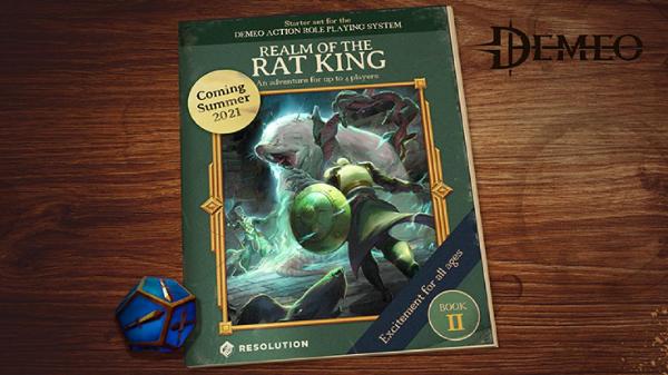 "VR桌游「Demeo」最新DLC""Realm of the Rat King""已发布"