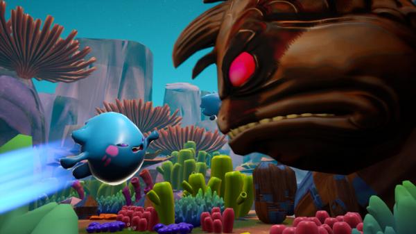 VR塔防游戏「Blobkin Blaster」将于8月11日登陆Steam