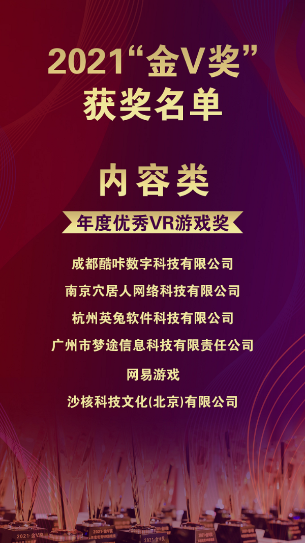 """2021""""金V奖""""获奖名单正式出炉!"""