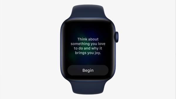 苹果watchOS 8发布:能不能探测呼吸 打太极