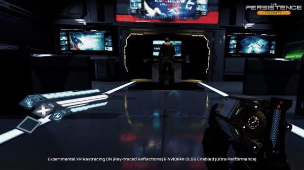 支持光线追踪反射:VR恐怖生存游戏「The Persistence」加入NVIDIA DLSS游戏阵营