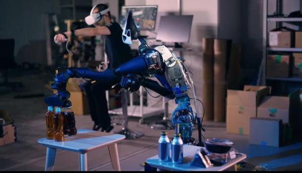 日本VR遥控机器人厂商Telexistence完成22亿日元融资