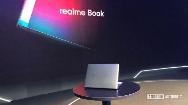 realme首款笔记本真机曝光:再次对标Redmi