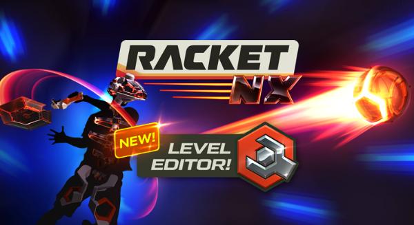 自定义关卡:VR体育游戏「Racket:Nx」发布最新更新