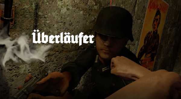VR逃生游戏「Überläufer」将于今年秋季登陆Steam