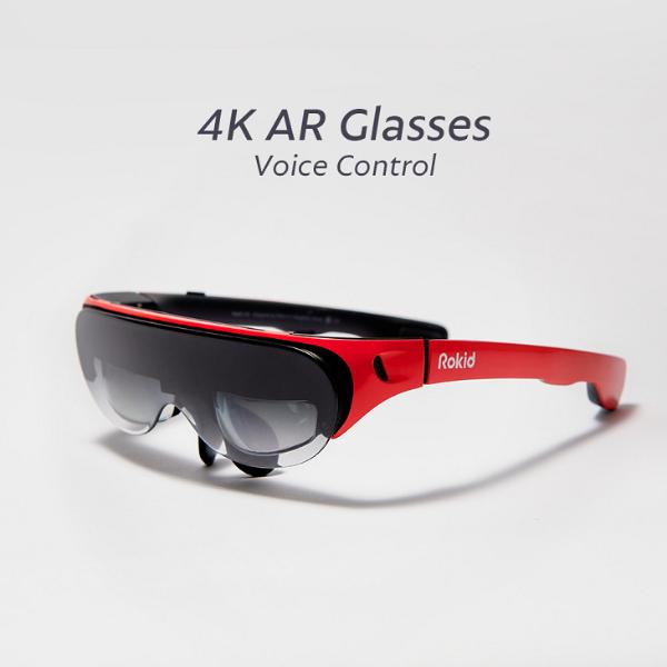 支持可调焦、语音控制:Rokid Air 4K AR眼镜众筹目标达成
