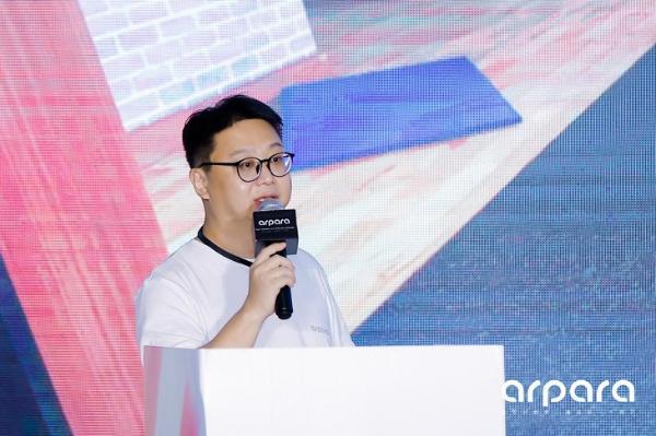 arpara媒体品鉴会在杭召开,全新5K VR设备arpara VR公开亮相