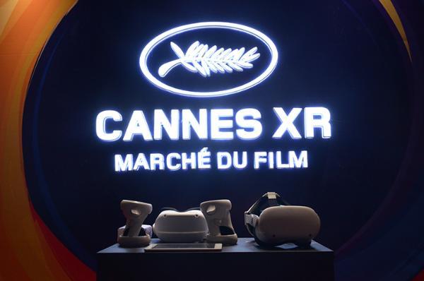 戛纳XR互动沉浸影像展开幕,北京率先开启中国五城展映
