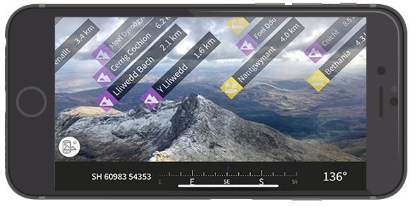 英国地形测量局计划2022年推出LBS AR游戏